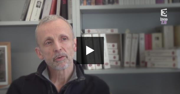 """Mathieu Riboulet pour """"Un livre, un jour"""""""