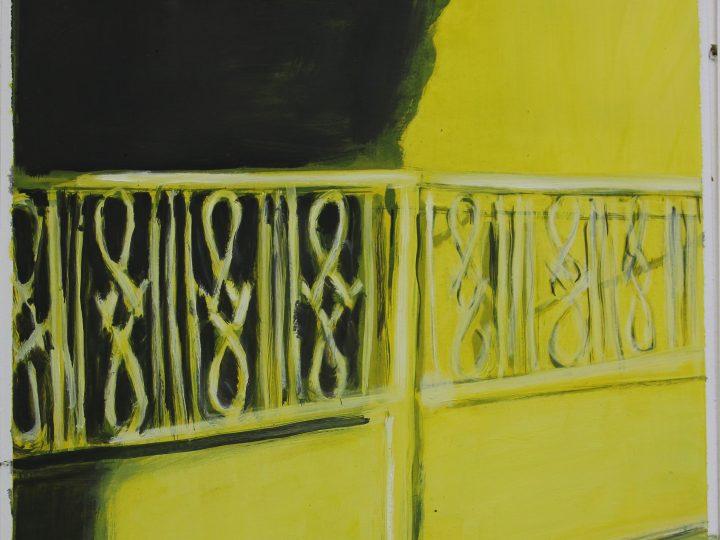 Habiter, par Stephen Dock (photographe), Zakarian-Navelet (architectes-urbanistes), Arnaud Maïseti (universitaire, écrivain), Sereine Berlottier (écrivain) et Jérémy Liron (peintre)